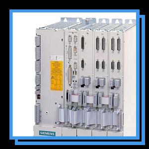 Bridgeport Siemens 611 designed copy
